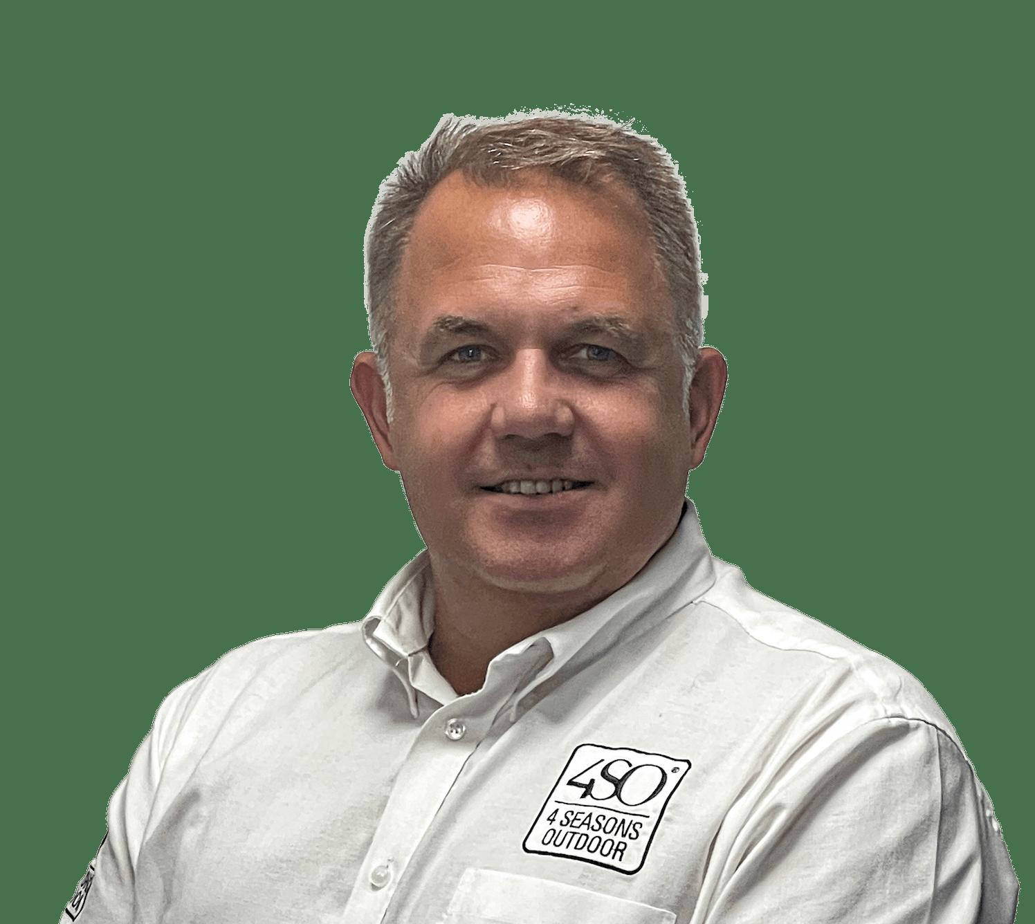 Chris Newman 4 Seasons Outdoor UK