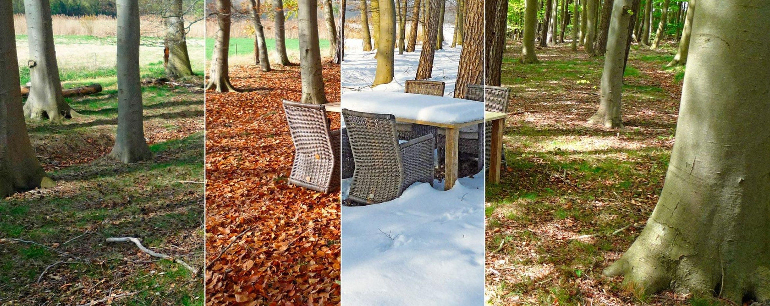 MAINTENANCE OF GARDEN FURNITURE IN AUTUMN
