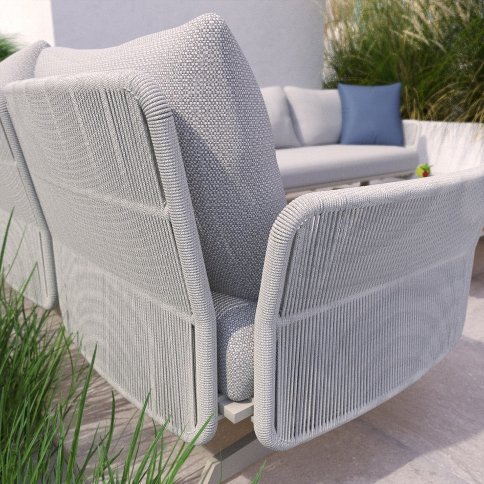 Play loungeset 4 seasons outdoor