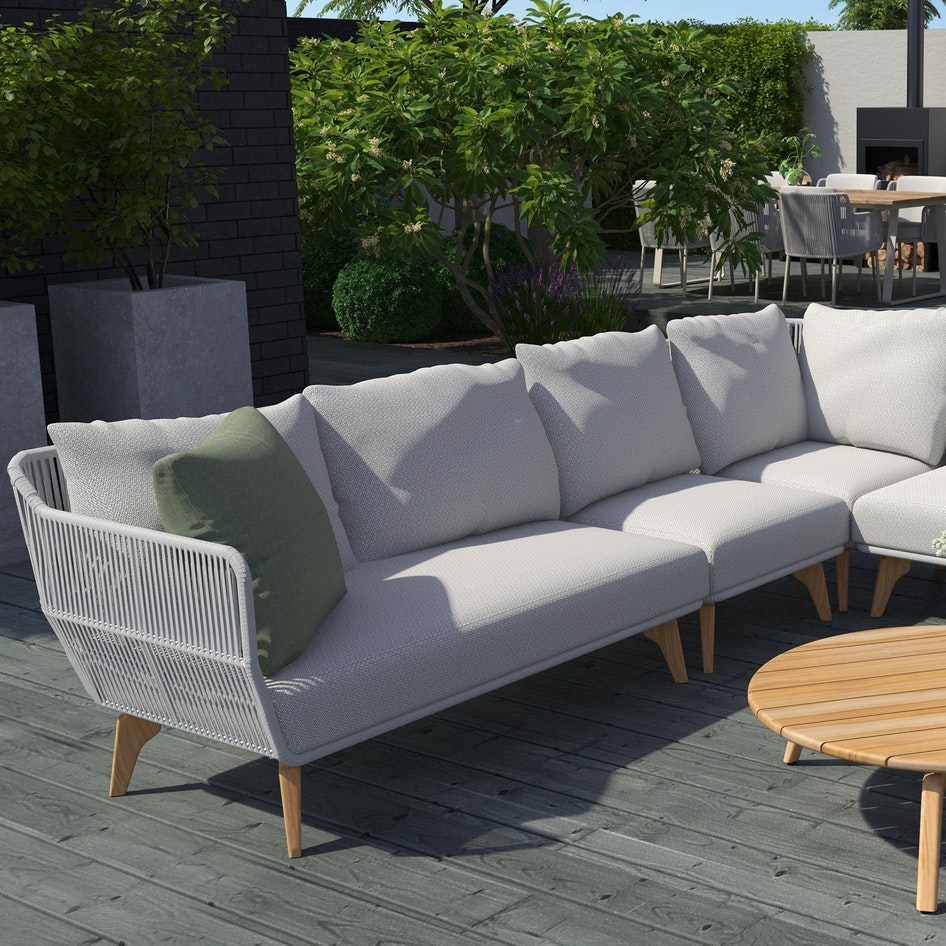 Raphael loungeset 4 seasons outdoor