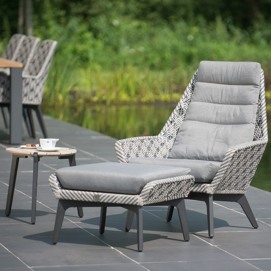 Savoy loungestoel 4 seasons outdoor