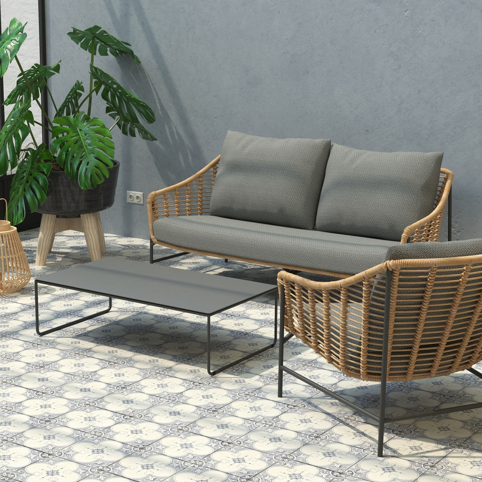 Timor loungeset 4 seasons outdoor