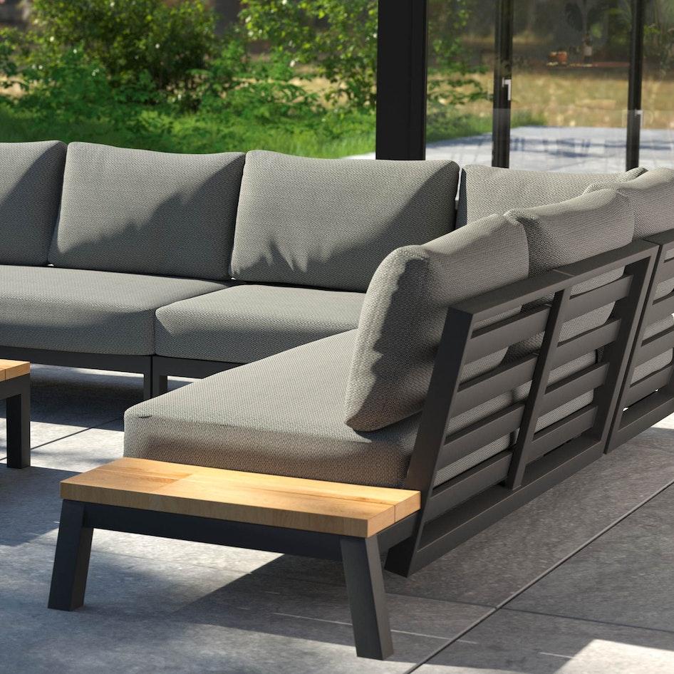 Empire 0001 Empire modular lounge set outdoor