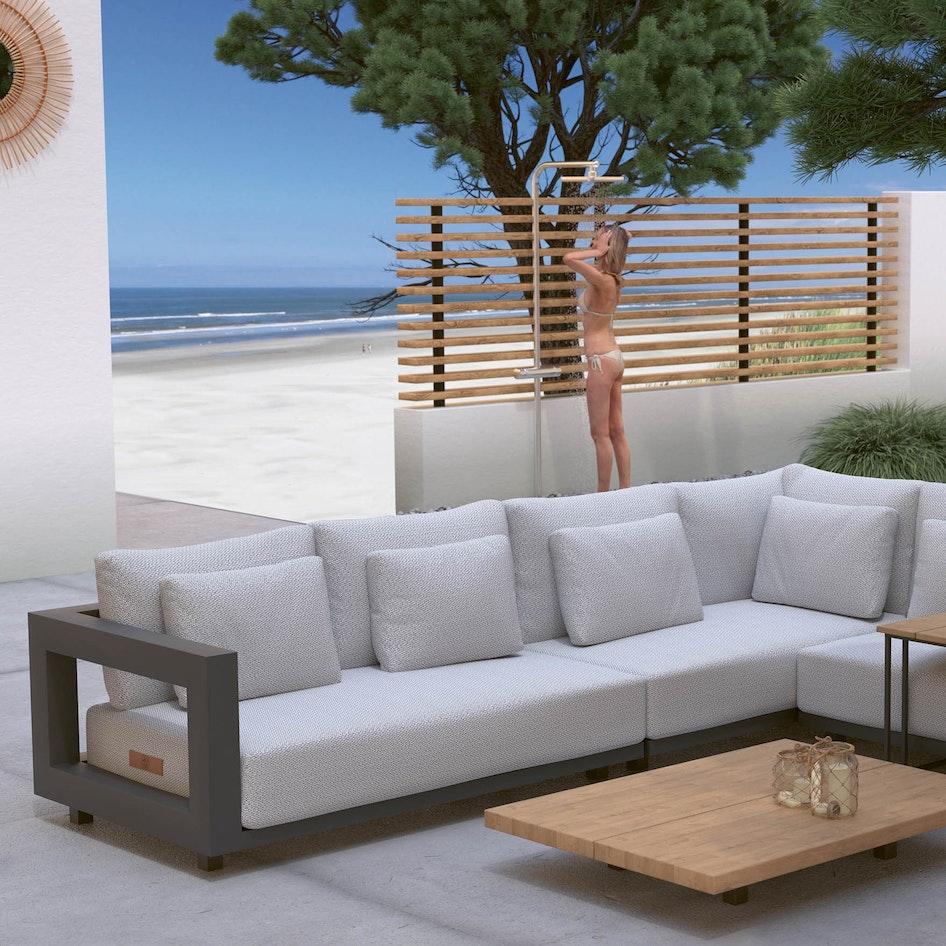 Metropolitan 0003 Metropolitan modular lounge Outdoor image