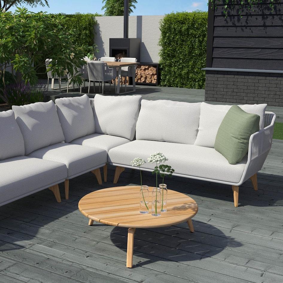 Raphael 0001 Raphael modular lounge set